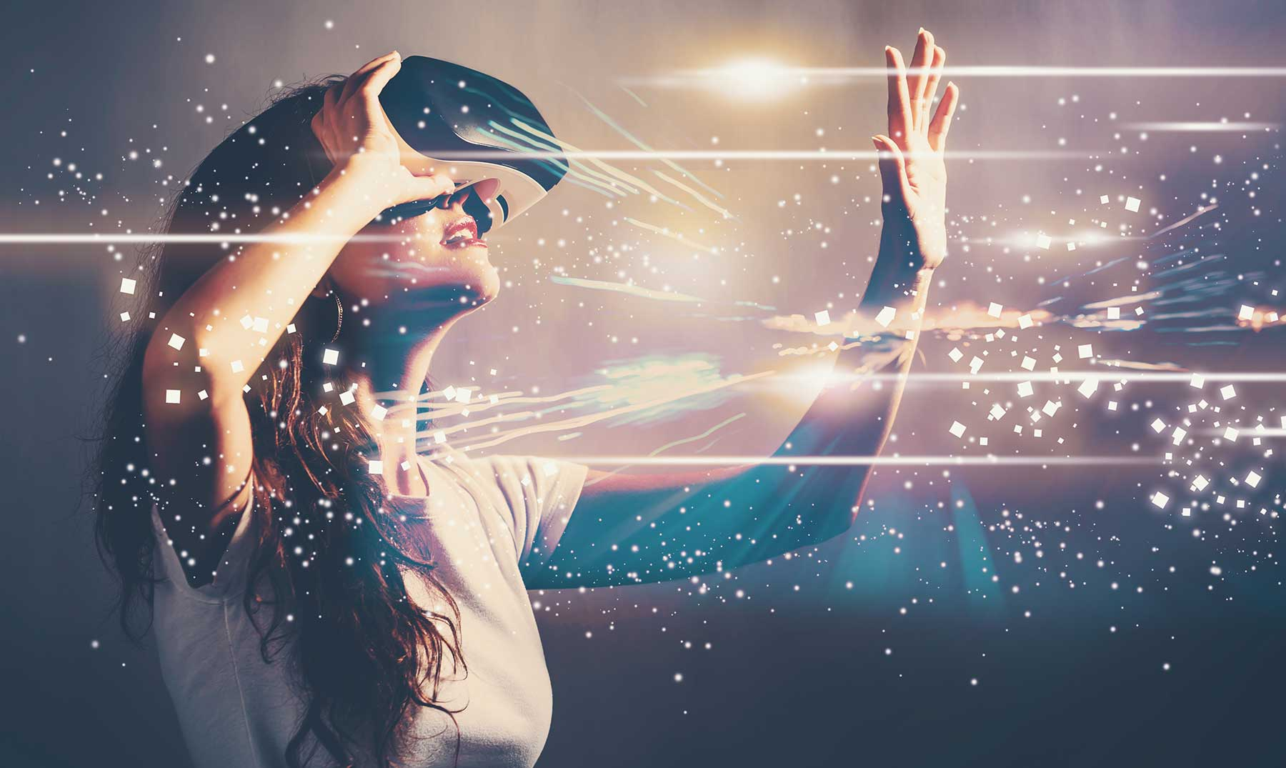 diferentes usos realidad virtual